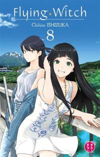 Flying witch. Volume 8,