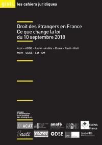 Droit des étrangers en France