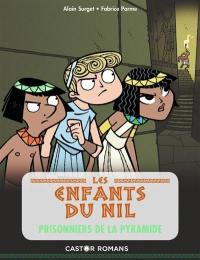 Les enfants du Nil. Volume 3, Prisonniers de la pyramide