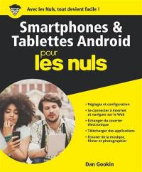 Smartphones & tablettes Android pour les nuls