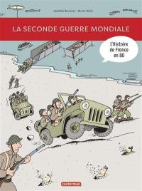 L'histoire de France en BD, La Seconde Guerre mondiale