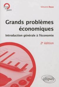 Grands problèmes économiques