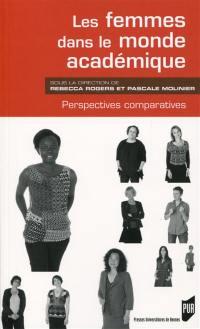 Les femmes dans le monde académique