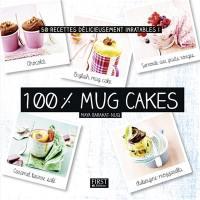 100 % mug cakes