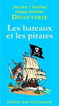 Les bateaux et les pirates
