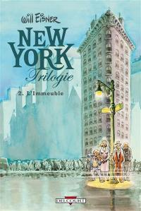 New York trilogie. Vol. 2. L'immeuble