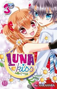 Luna kiss. Volume 3,