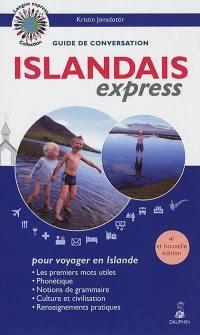 Islandais express, pour voyager en Islande