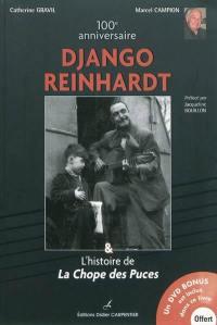 Django Reinhardt & l'histoire de la Chope des Puces