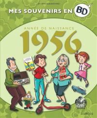 Mes souvenirs en BD. Volume 17, Année de naissance