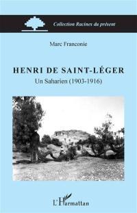 Henri de Saint-Léger