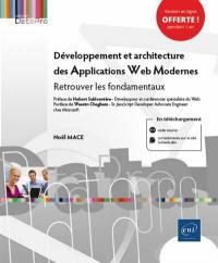 Développement et architecture des applications web modernes