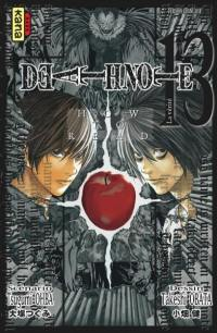 Death note. Volume 13,