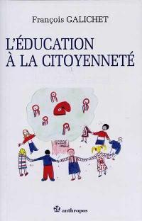 L'éducation à la citoyenneté