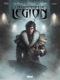 Les chroniques de Légion, Livre 4
