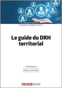 Le guide du DRH territorial