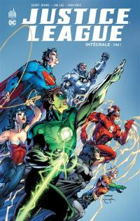 Justice league. Volume 1,