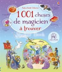 1.001 choses de magicien à trouver