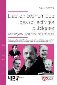 L'action économique des collectivités publiques