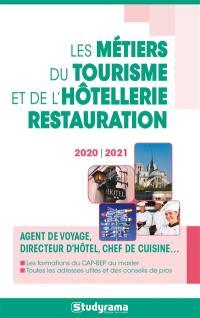Les métiers du tourisme et de l'hôtellerie-restauration