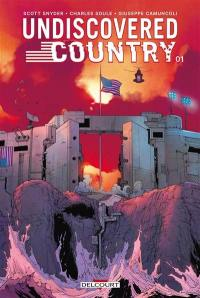 Undiscovered country. Volume 1,