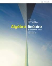 Algèbre linéaire et applications