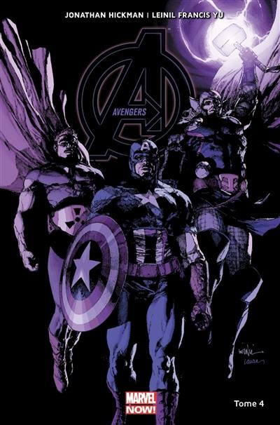 Avengers. Volume 4, Infinity