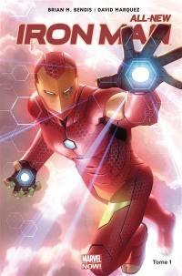 All-New Iron Man. Volume 1, Reboot