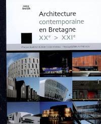 Architecture contemporaine en Bretagne, XXe-XXIe
