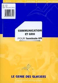 Communication et GRH pour terminale STG