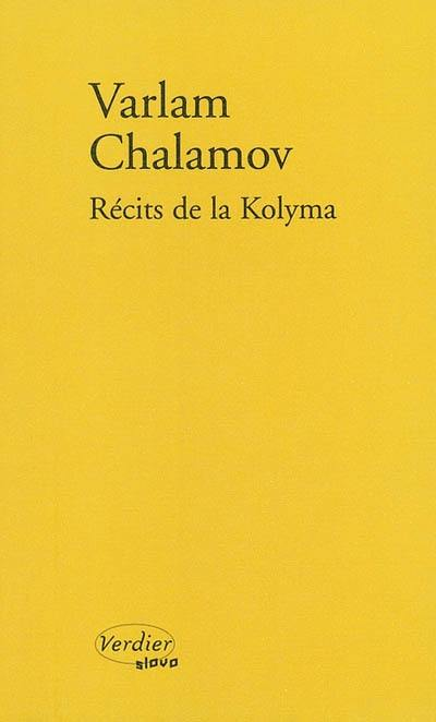Récits de la Kolyma