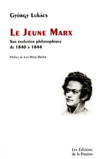 Le jeune Marx