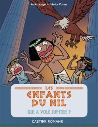 Les enfants du Nil. Vol. 5. Qui a volé Jupiter ?