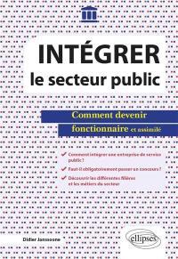 Intégrer le secteur public