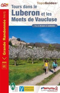 Tours dans le Luberon et des Monts-de-Vaucluse