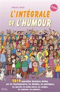 L'intégrale de l'humour 2019