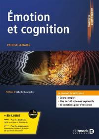 Emotions et cognition