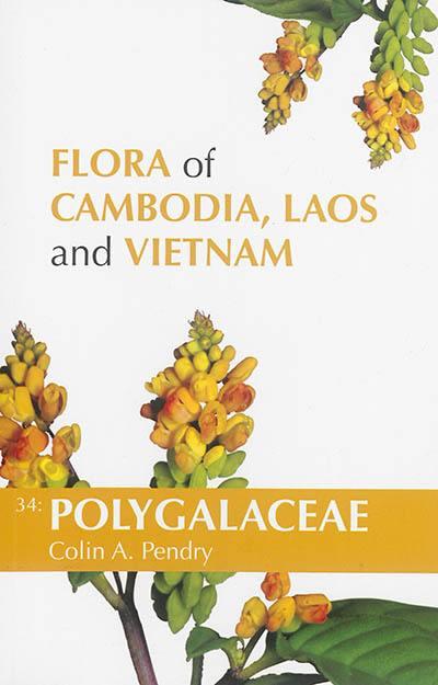 Flora of Cambodia, Laos and Vietnam. Volume 34, Polygalaceae