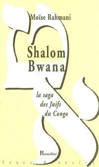 Shalom bwana