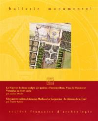 Bulletin monumental. n° 172-4, Une oeuvre inédite d'Antoine-Mathieu Le Carpentier