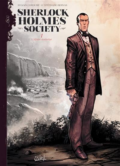 Sherlock Holmes society. Volume 1, L'affaire Keelodge