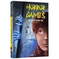 Horror games. Volume 1, Ne te retourne pas
