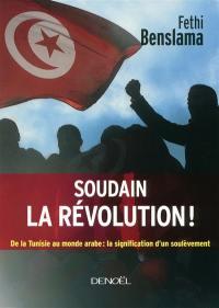 Soudain la révolution !