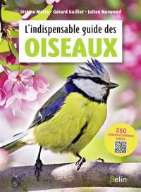 L'indispensable guide des oiseaux