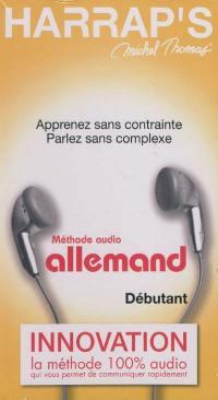 Méthode audio allemand, débutant