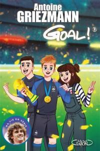 Goal !. Volume 9, Champion du monde