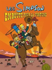 Les Simpson. Volume 44, En route pour la fortune