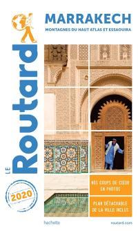 Marrakech, montagnes du Haut Atlas et Essaouira