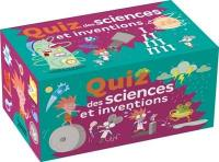 Quiz des sciences et inventions