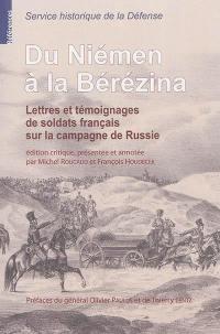 Du Niémen à la Bérézina
